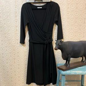 41 Hawthorn Faux Wrap Dress